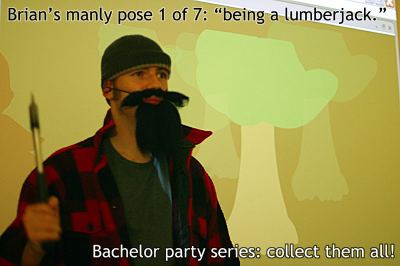 Bachelor's Party: 1of7
